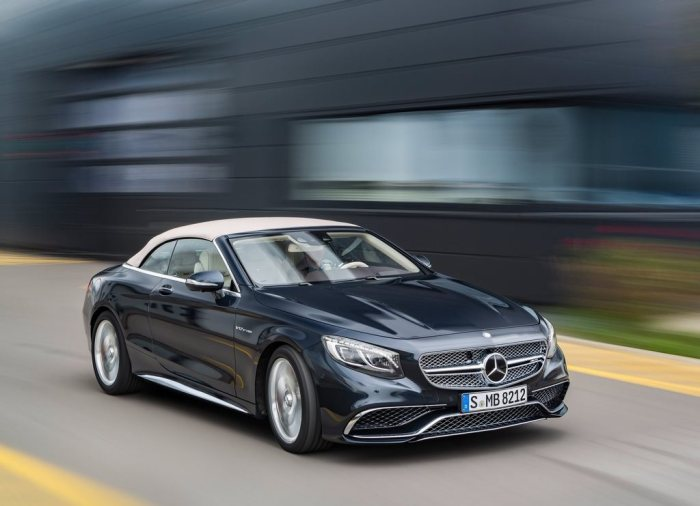 Mercedes-AMG S65 Cabriolet 2016 frontal tublogdecoches