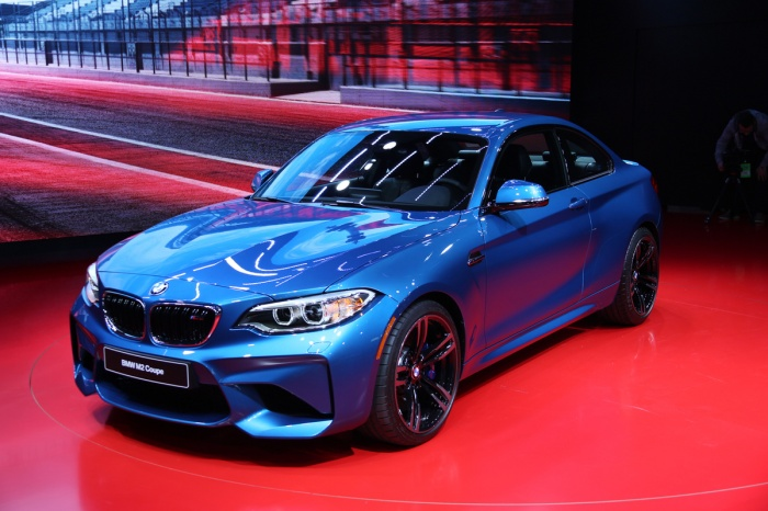 BMW M2 2016 frontal tublogdecoches