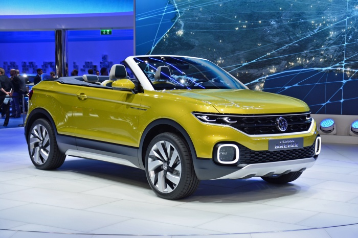 Volkswagen T-Cross Breeze concept frontal salon ginebra tublogdecoches 2016.jpg